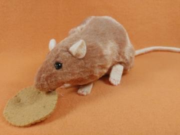 Coral Rat Plushie