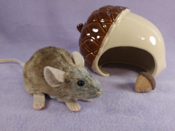 House Mouse Plushie