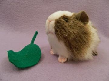 Little Agouti Dutch Guinea Pig Plushie