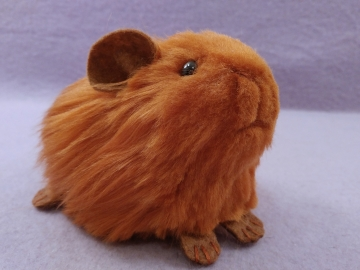 Little Ginger Guinea Pig Plushie