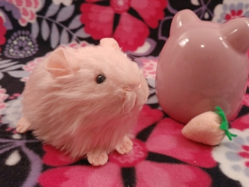 Little Pinkie Guinea Pig Plushie