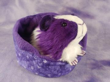 Little Violet Dutch Guinea Pig Plushie
